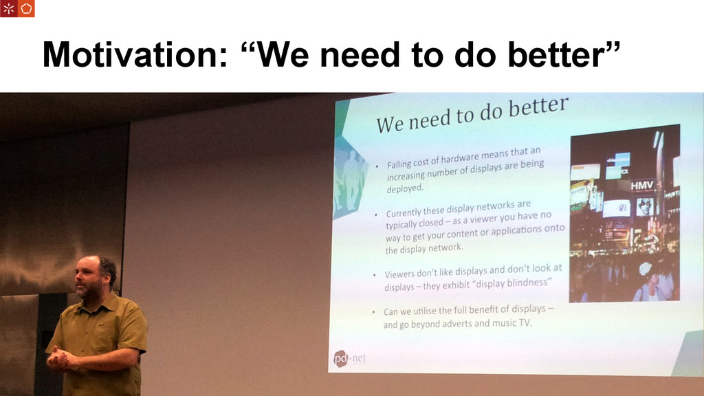 "Motivation: ""We need to do better"""