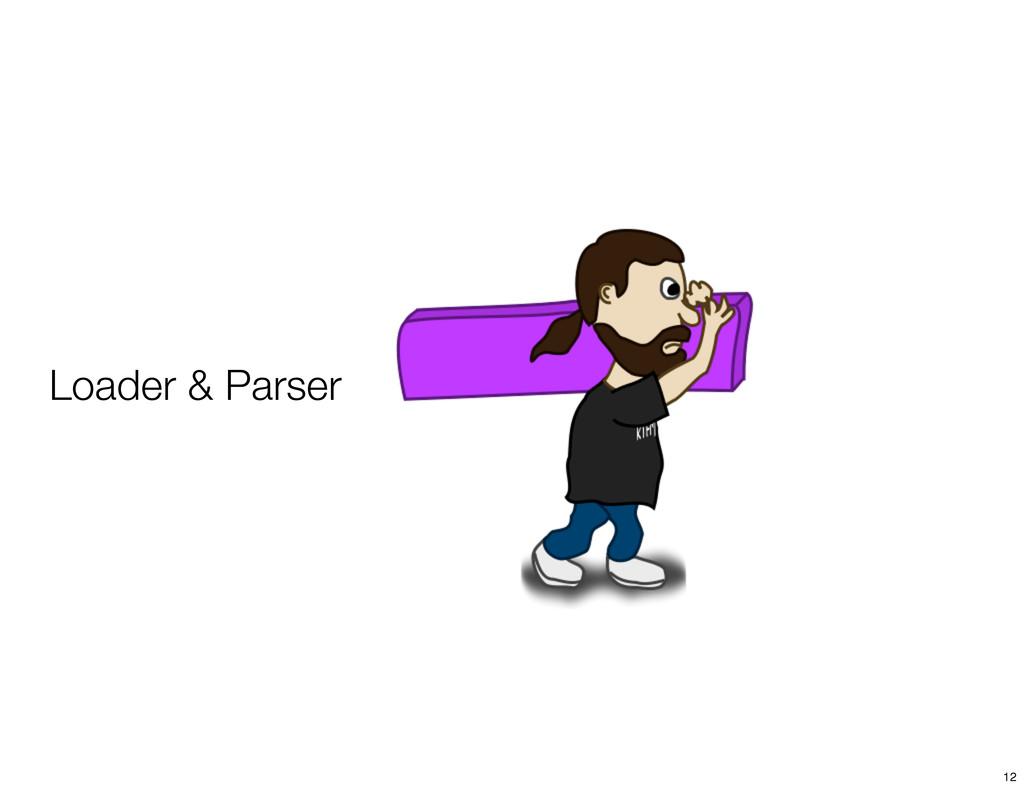 Loader & Parser 12