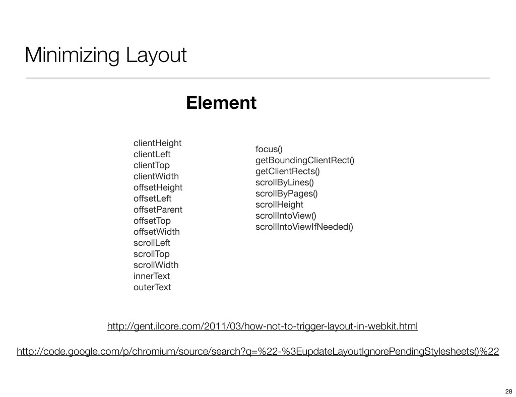 Minimizing Layout http://gent.ilcore.com/2011/0...