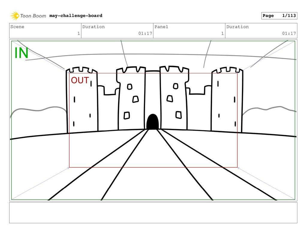 Scene 1 Duration 01:17 Panel 1 Duration 01:17 m...