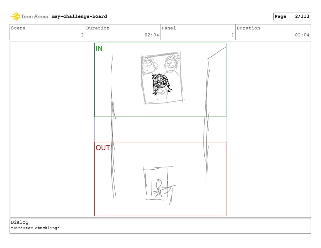 Scene 2 Duration 02:04 Panel 1 Duration 02:04 D...