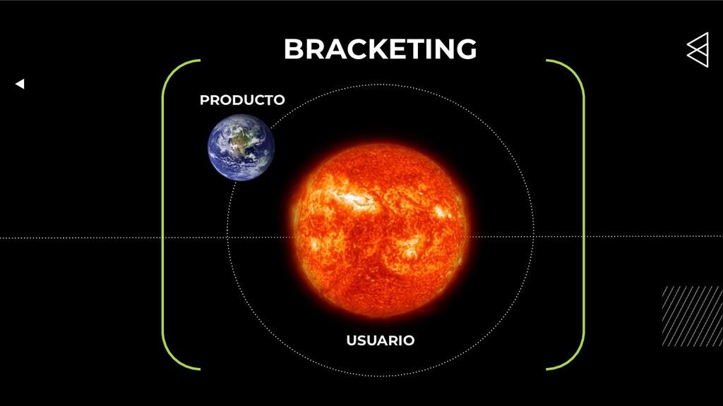 PRODUCTO USUARIO BRACKETING