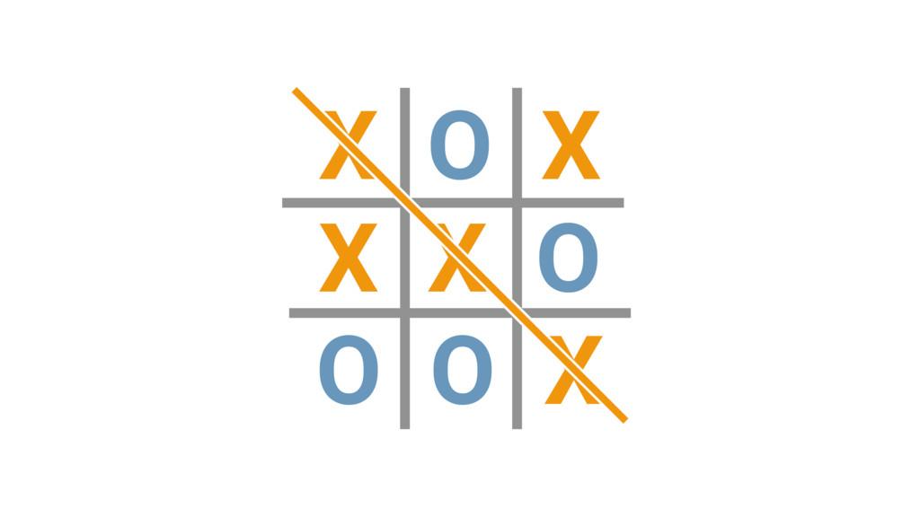 X O X X X O O O X
