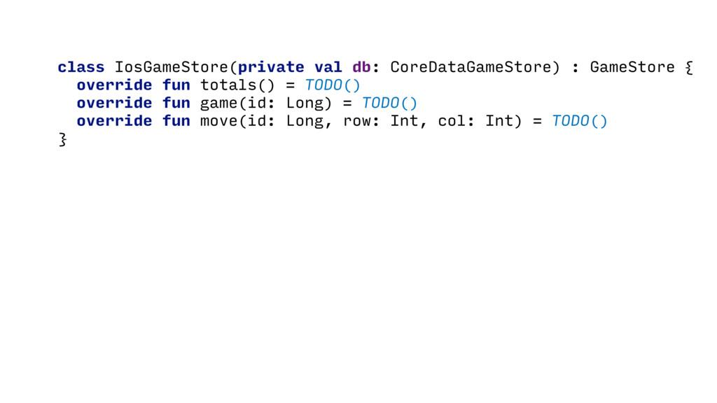 class IosGameStore(private val db: CoreDataGame...