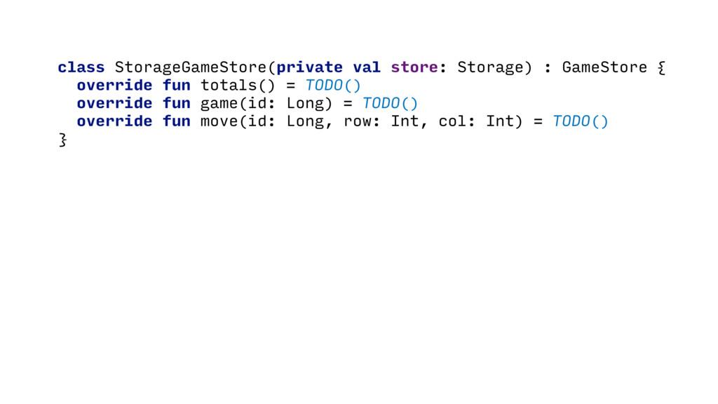 class StorageGameStore(private val store: Stora...