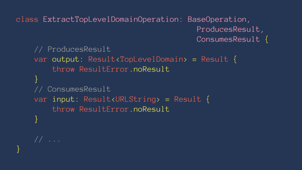 class ExtractTopLevelDomainOperation: BaseOpera...