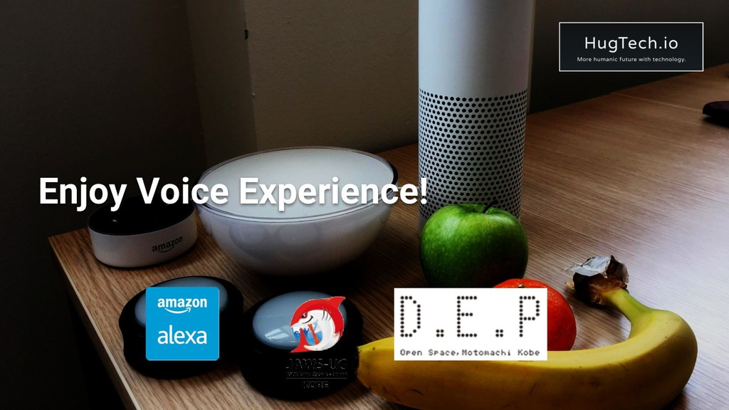 Enjoy Voice Experience!