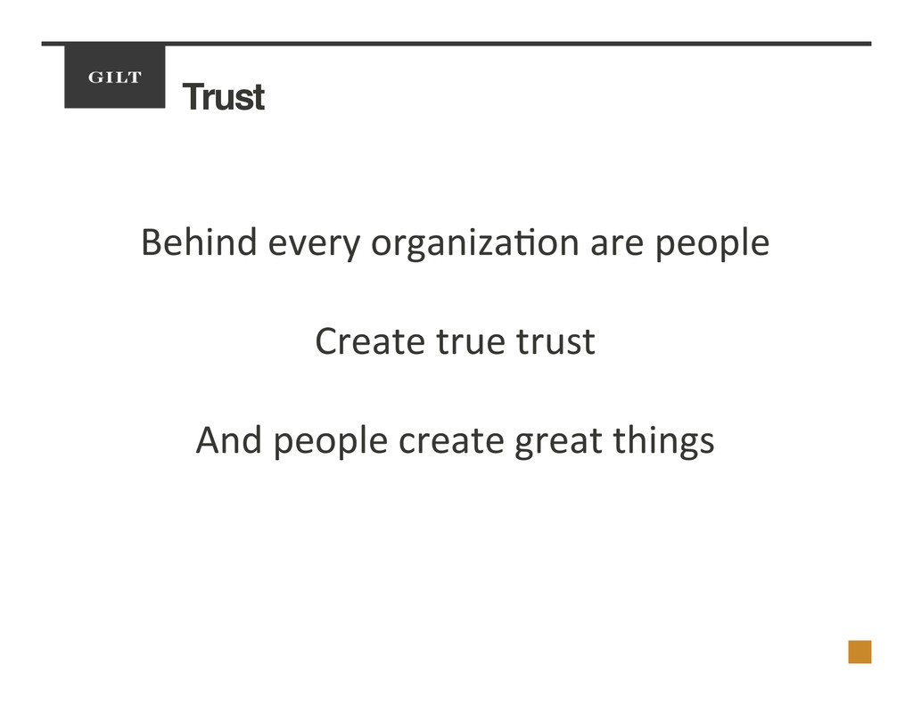 Trust! Behind	