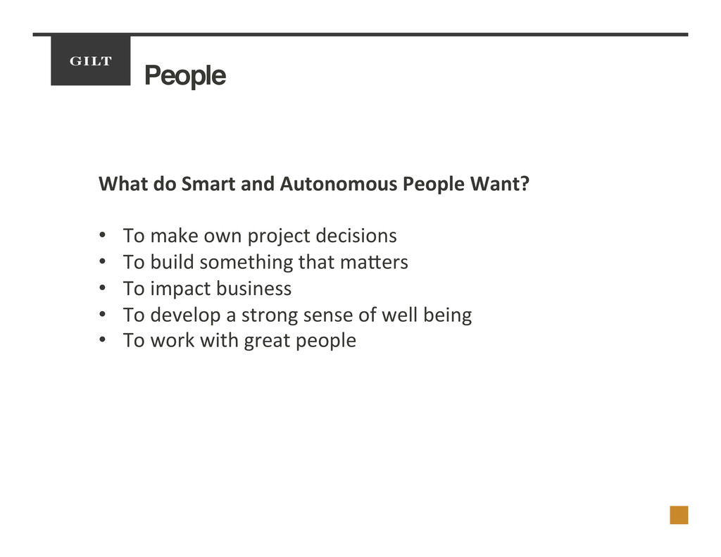 People! What	