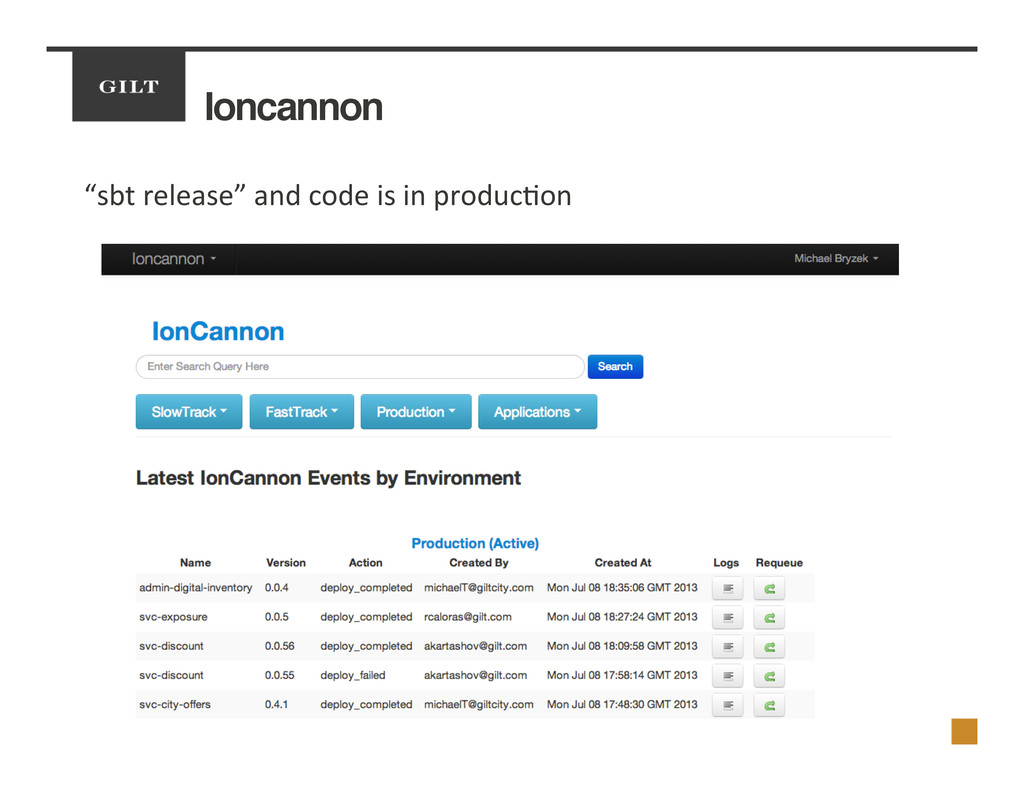 "Ioncannon! ""sbt	