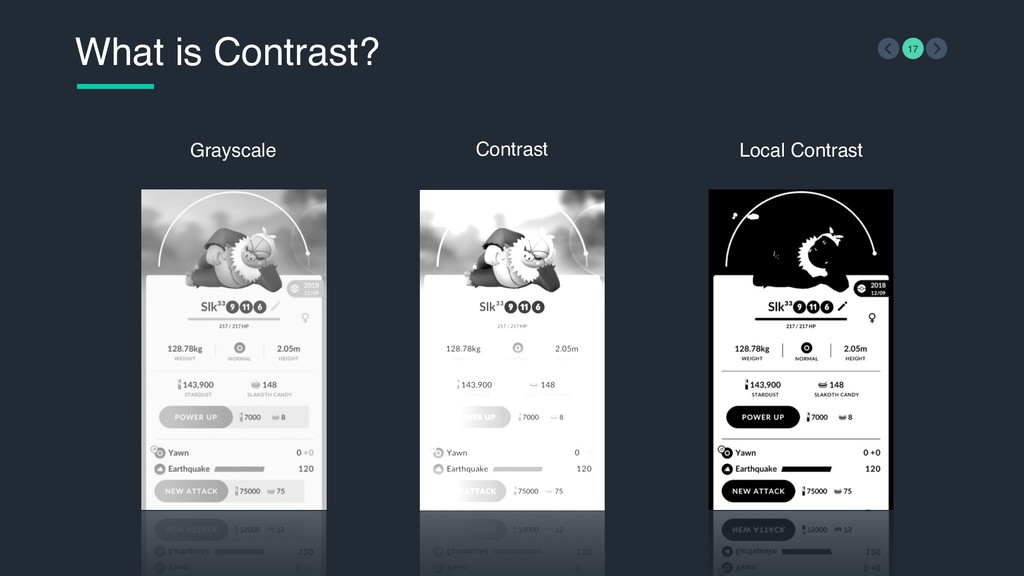 What is Contrast? 17 Grayscale Local Contrast C...