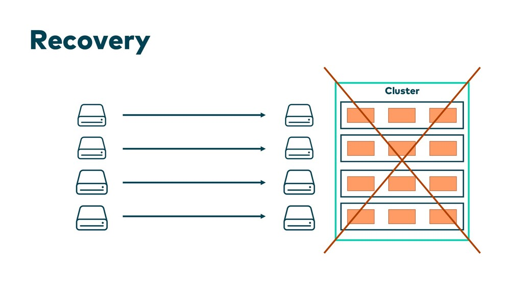 Recovery Cluster