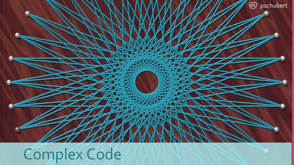 pschubert Complex Code