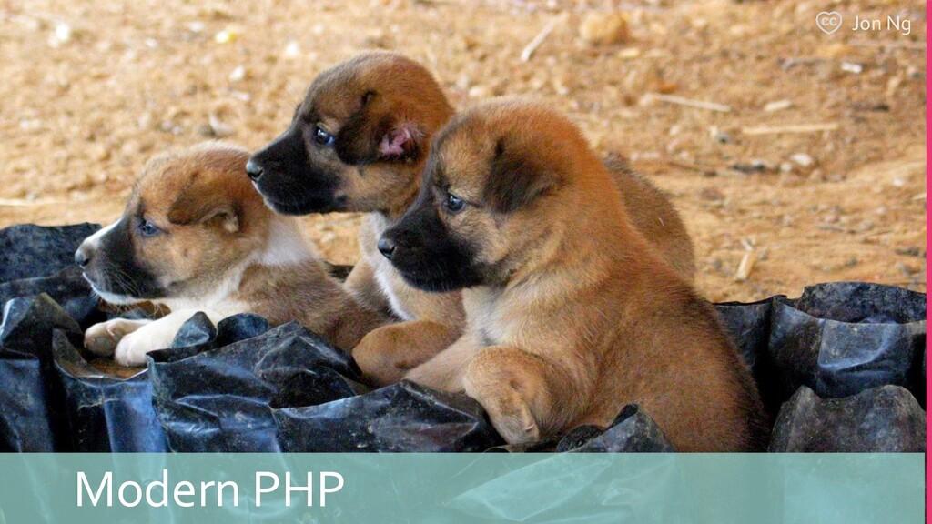 Jon Ng Modern PHP