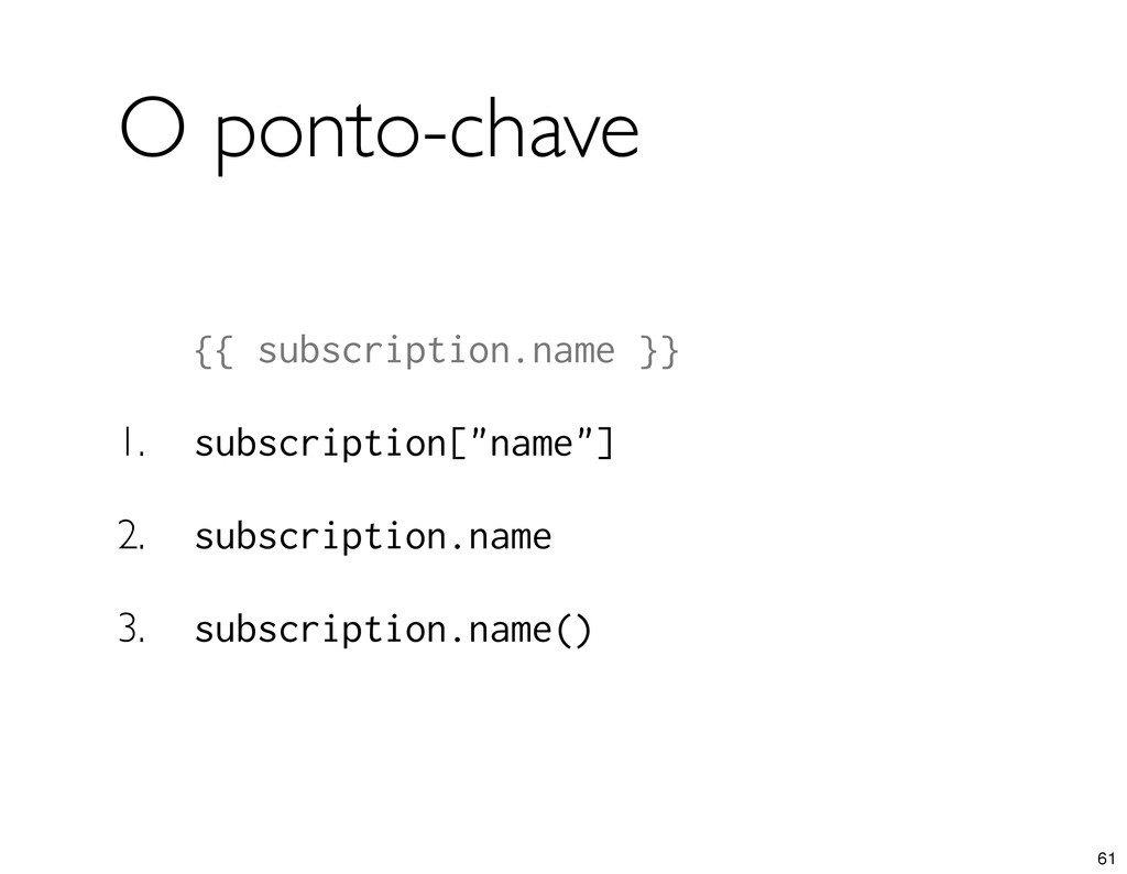 """{{ subscription.name }} 1. subscription[""""name""""]..."""