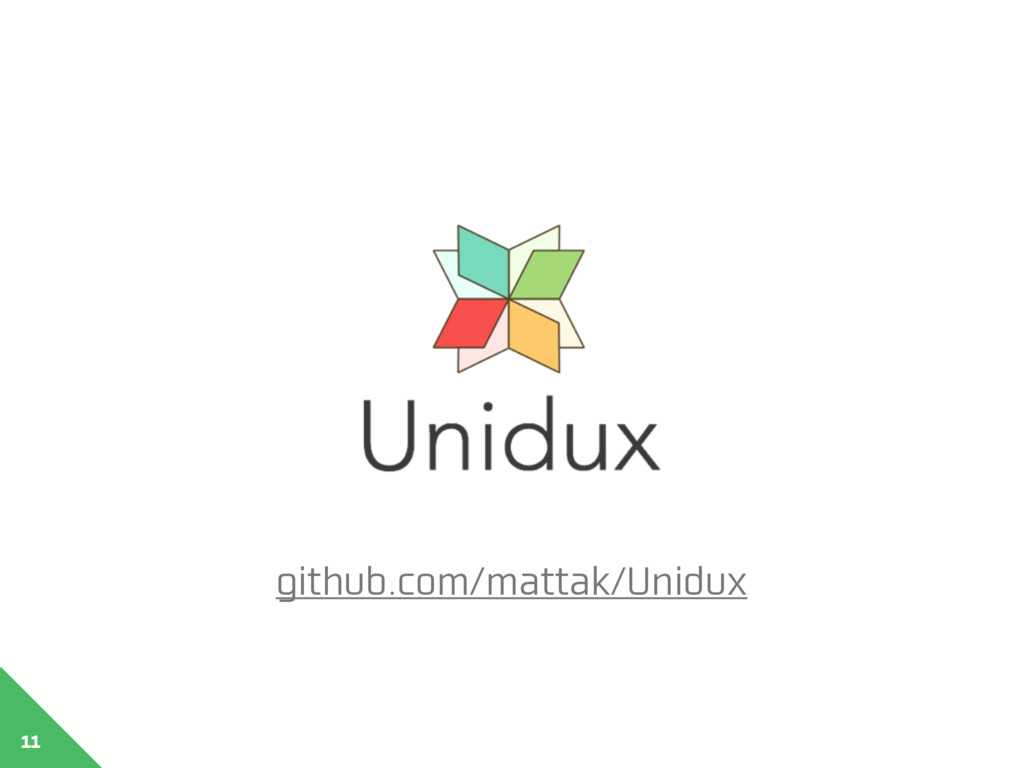 11 github.com/mattak/Unidux