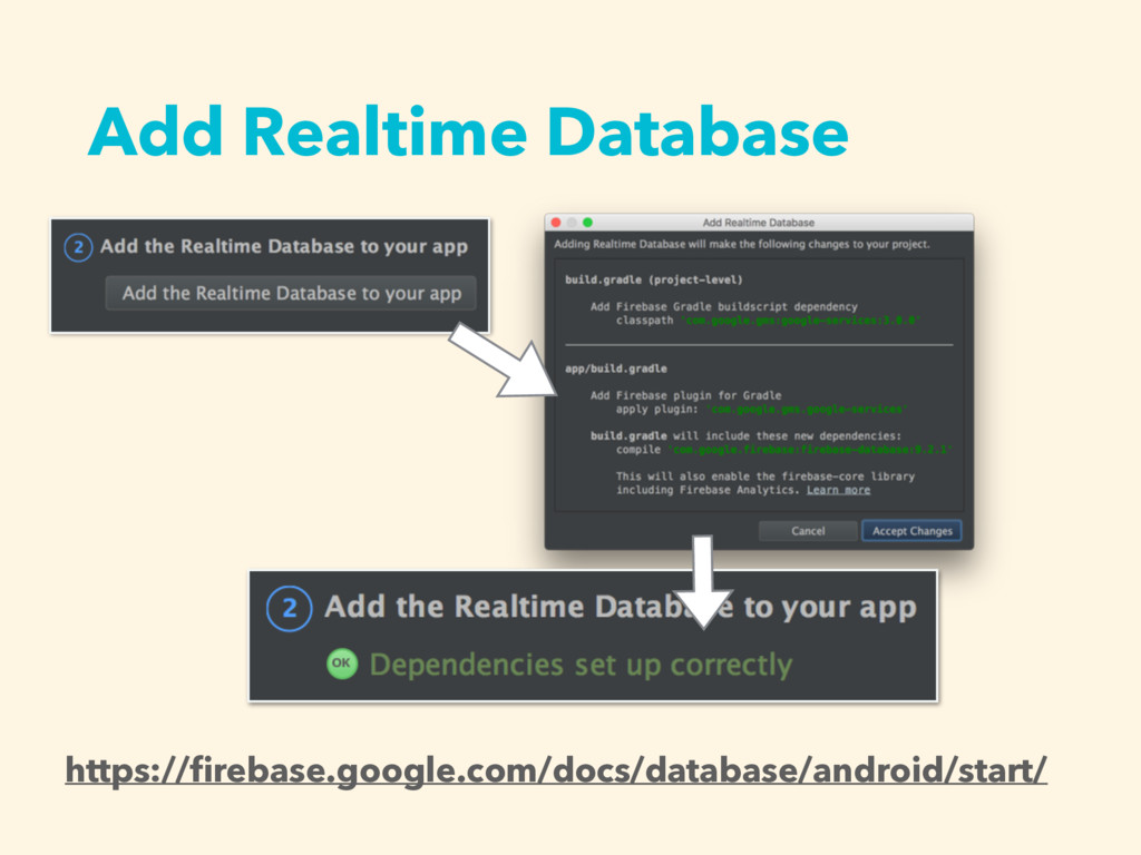Add Realtime Database https://firebase.google.co...