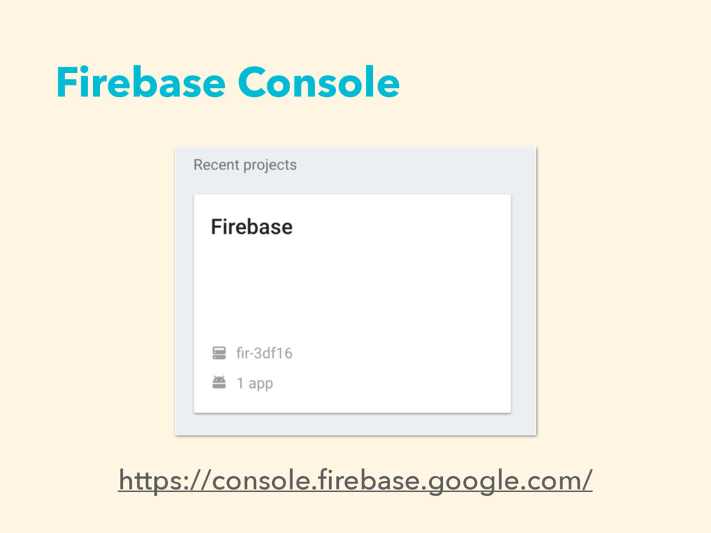 Firebase Console https://console.firebase.google...