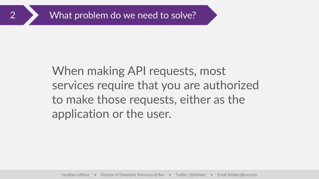 What are the issues on the client? When making ...