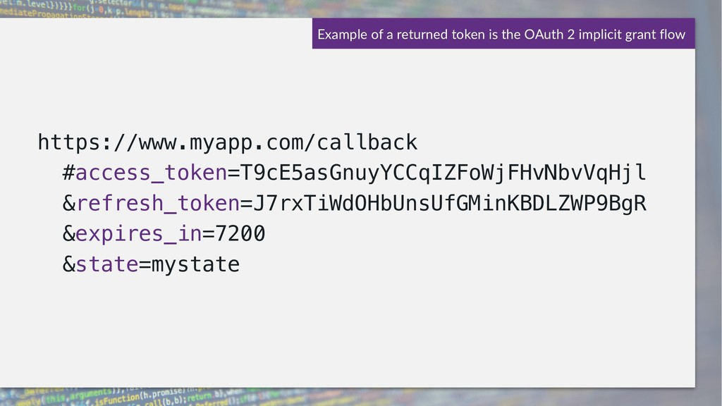https://www.myapp.com/callback #access_token=T9...