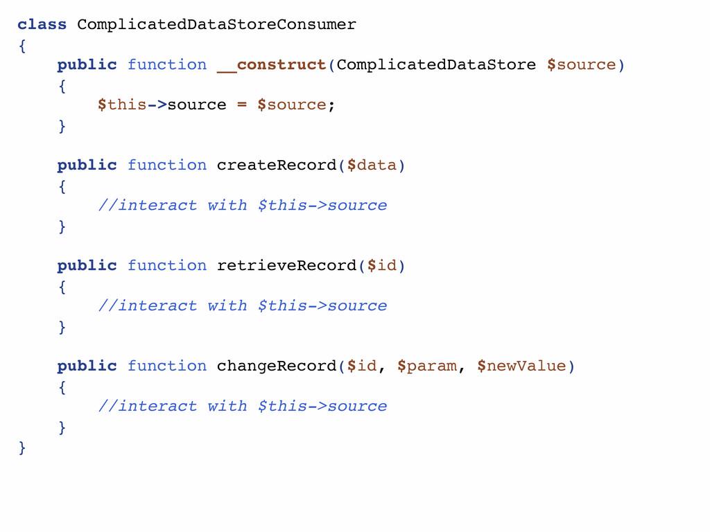 class ComplicatedDataStoreConsumer { public fun...