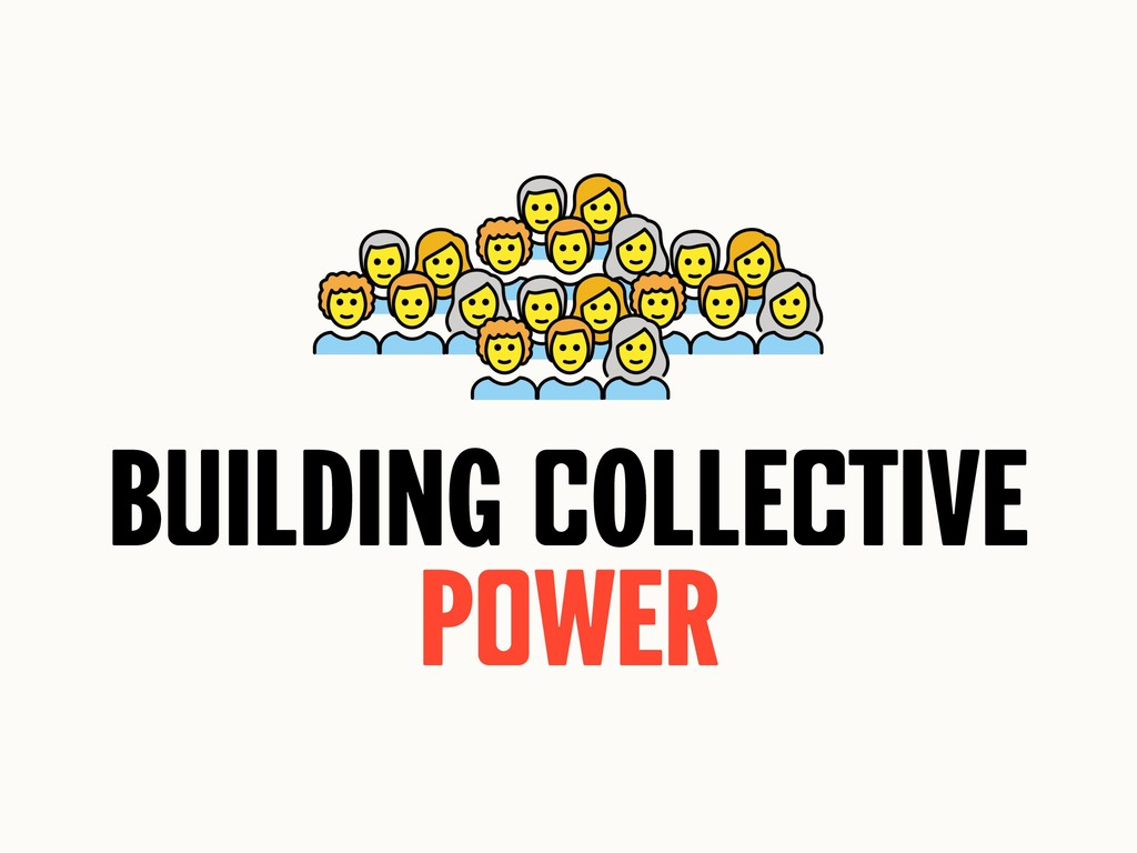 BuildinG cOllective Power