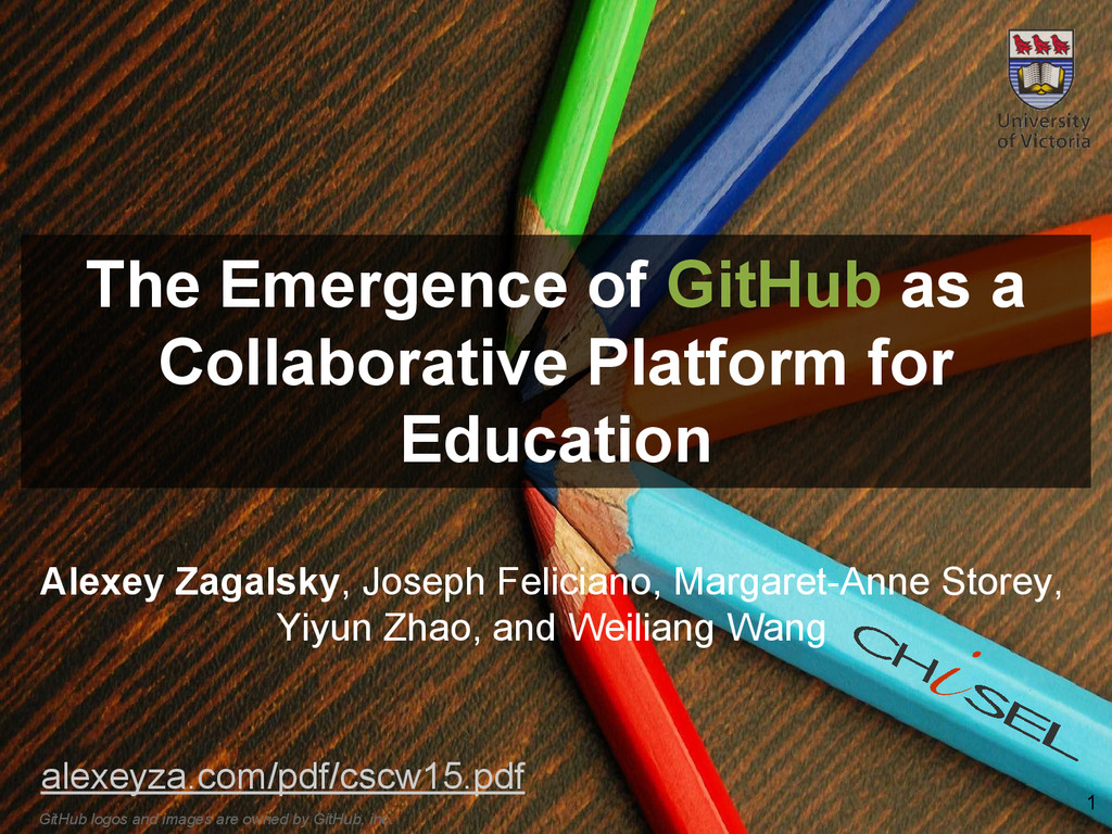 The Emergence of GitHub as a Collaborative Plat...