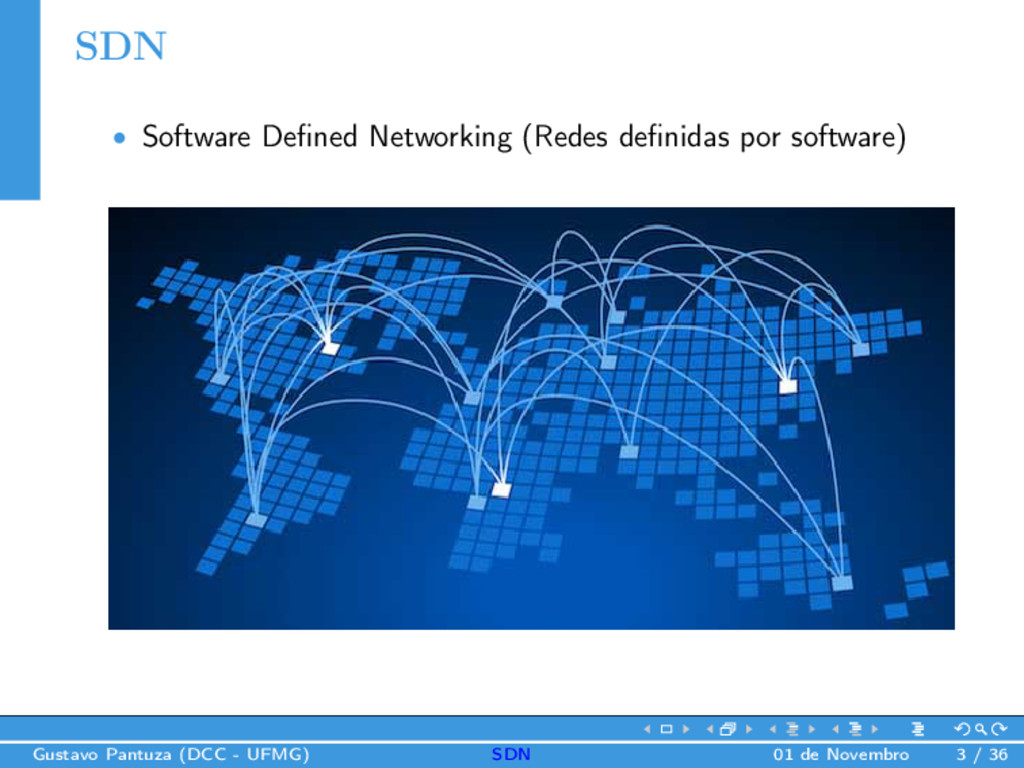 SDN • Software Defined Networking (Redes definida...