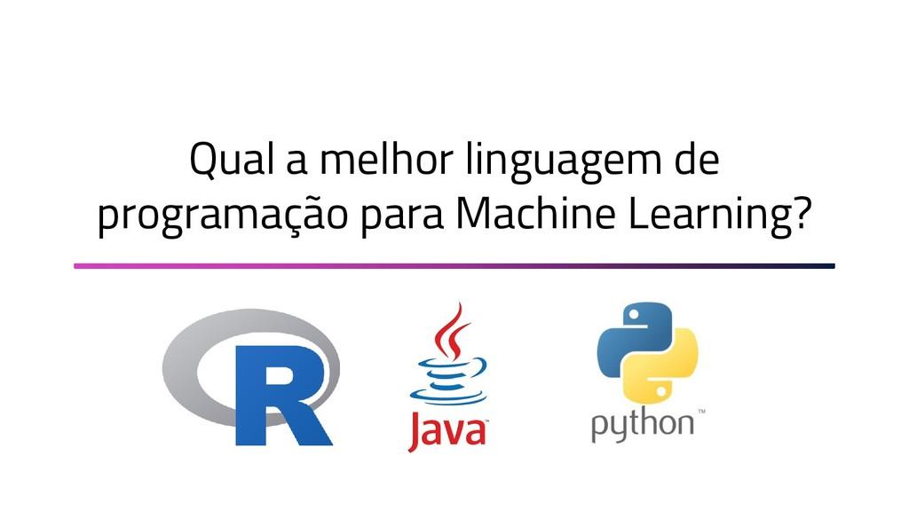Qual a melhor linguagem de programação para Mac...