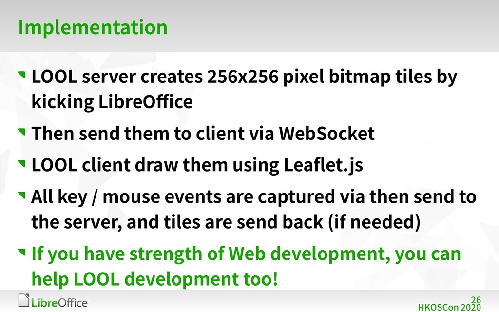 26 HKOSCon 2020 Implementation LOOL server crea...