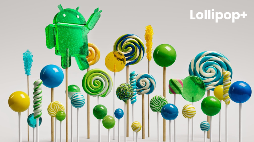 Lollipop+