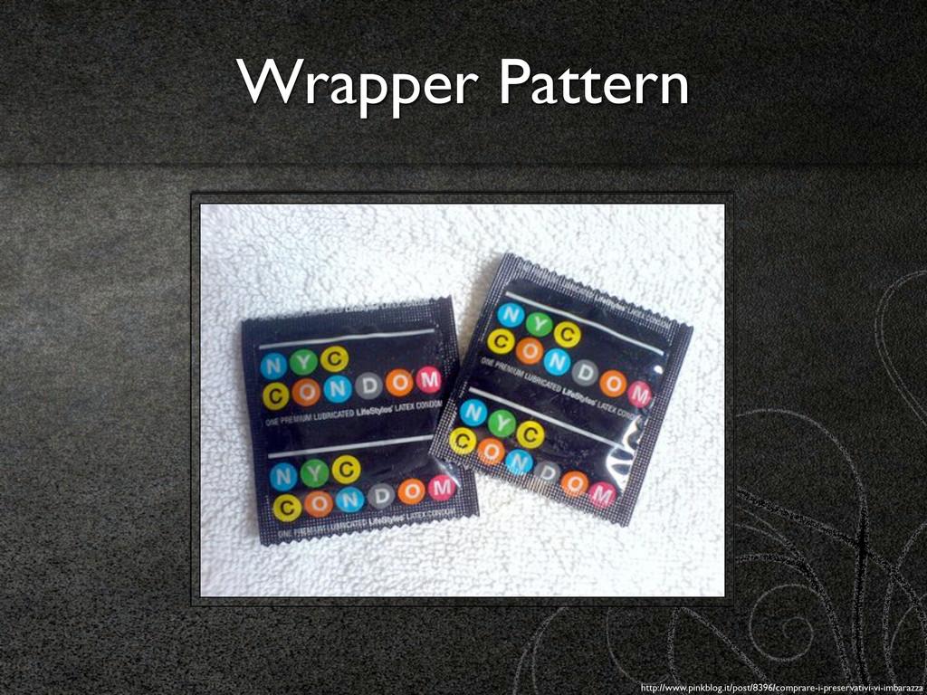 Wrapper Pattern http://www.pinkblog.it/post/839...