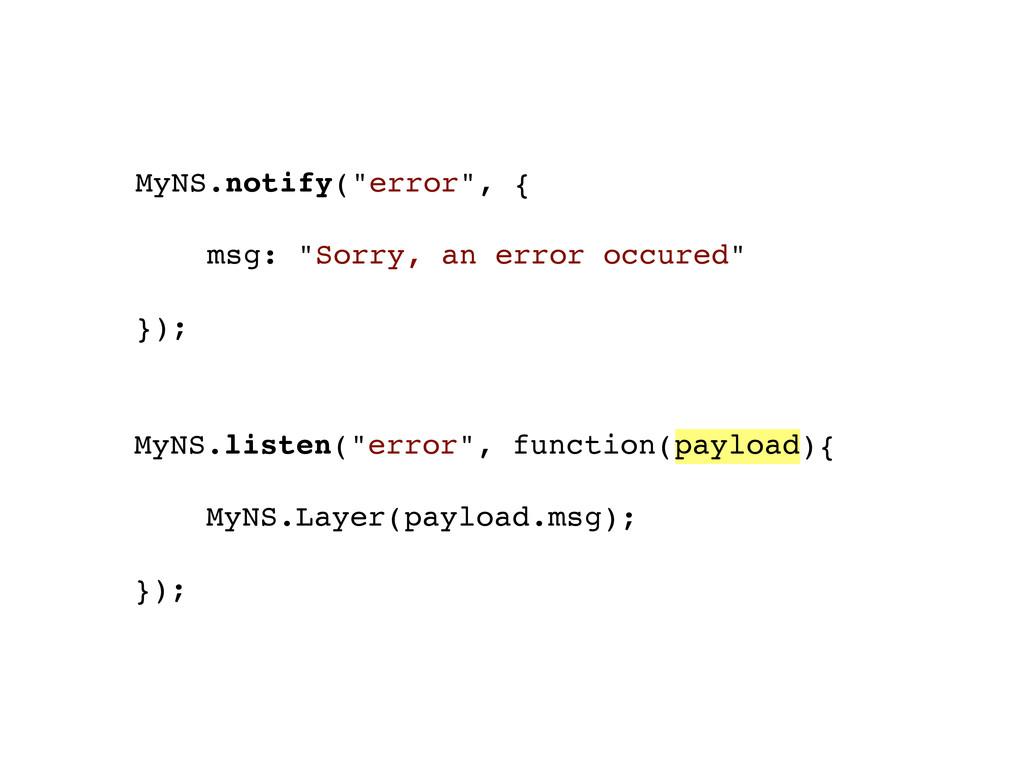 """MyNS.notify(""""error"""", { msg: """"Sorry, an error oc..."""