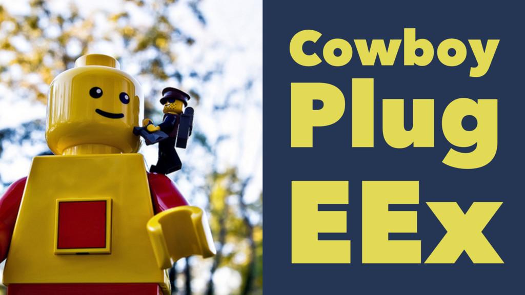 Cowboy Plug EEx
