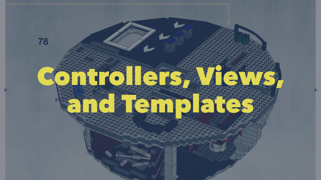 Controllers, Views, and Templates