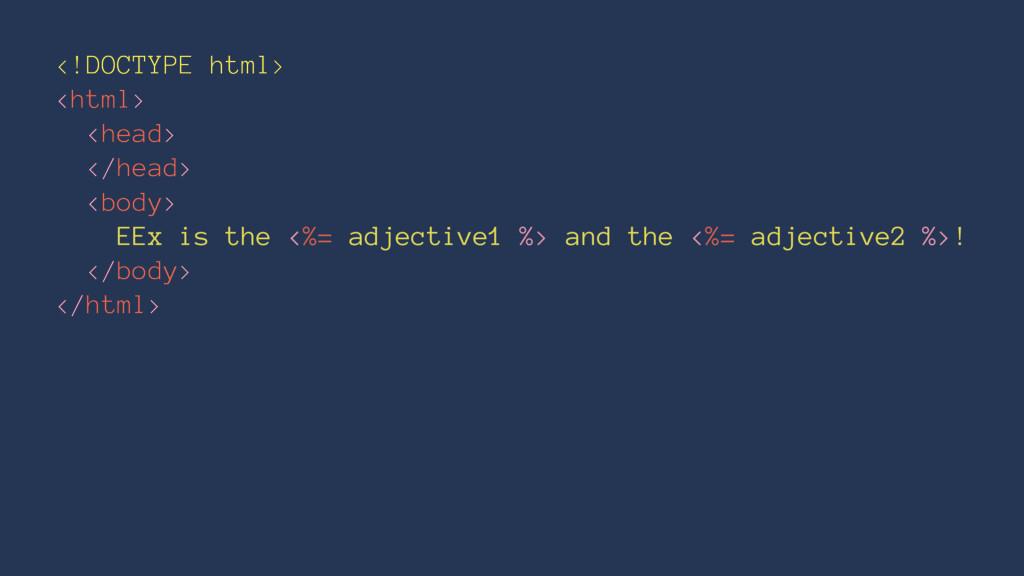 <!DOCTYPE html> <html> <head> </head> <body> EE...