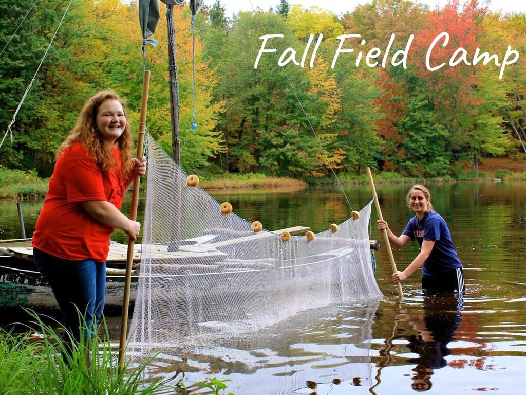 Fall Field Camp