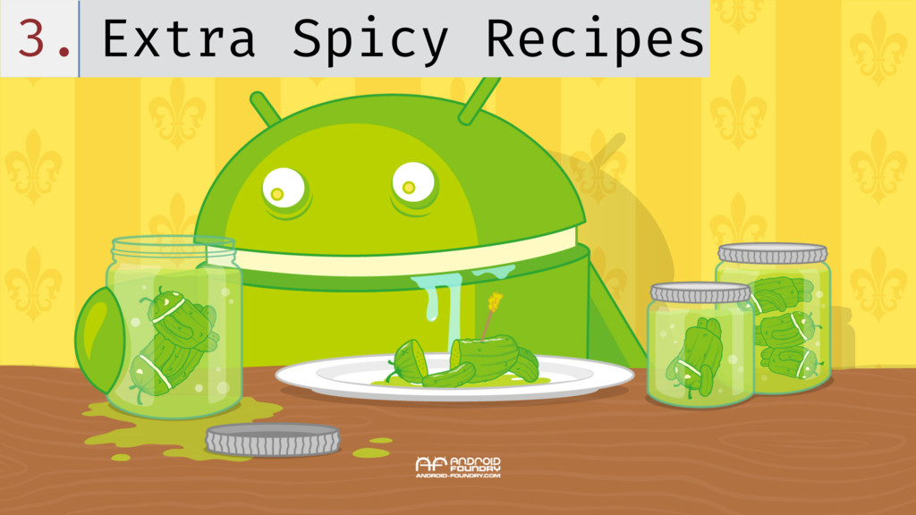 3. Extra Spicy Recipes