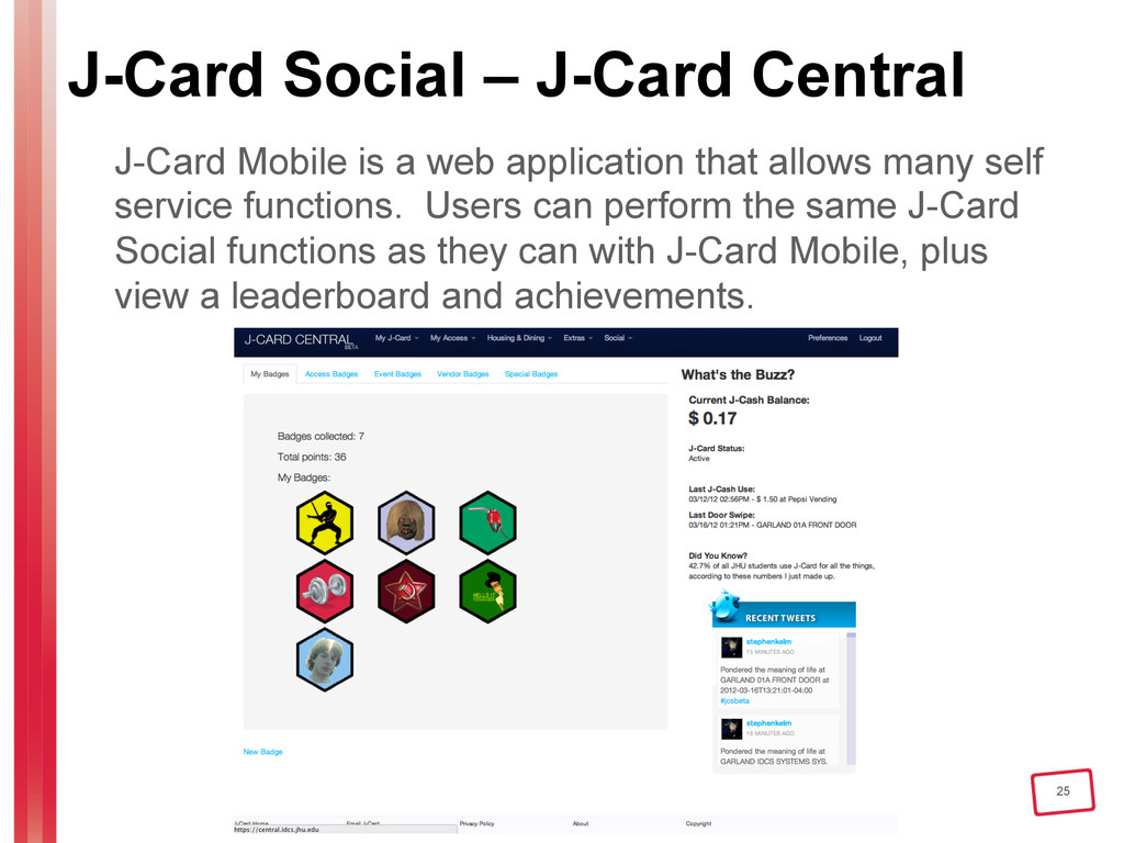 25 J-Card Social – J-Card Central J-Card Mobile...