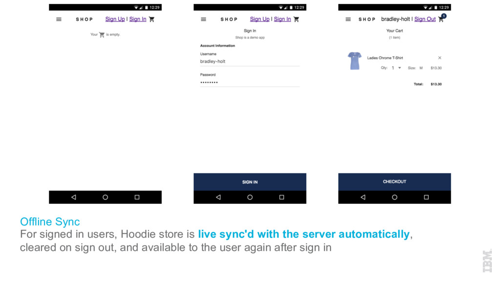 Offline Sync For signed in users, Hoodie store ...