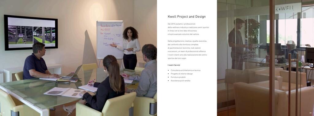 Kwell Project and Design Dal 2015 aiutiamo i pr...