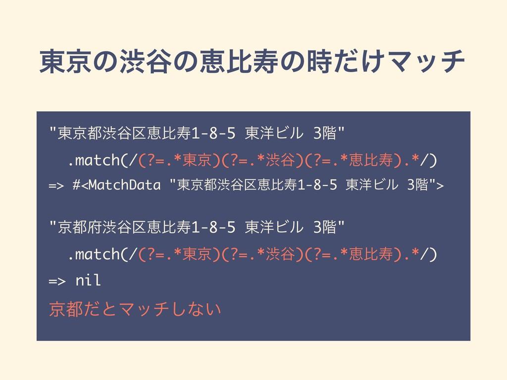 """౦ژͷौ୩ͷܙൺणͷ͚ͩϚον """"౦ژौ୩۠ܙൺण1-8-5 ౦༸Ϗϧ 3֊"""" .matc..."""