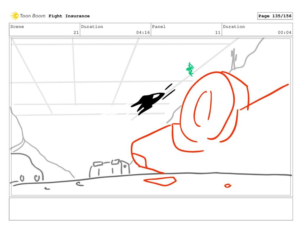 Scene 21 Duration 04:16 Panel 11 Duration 00:04...
