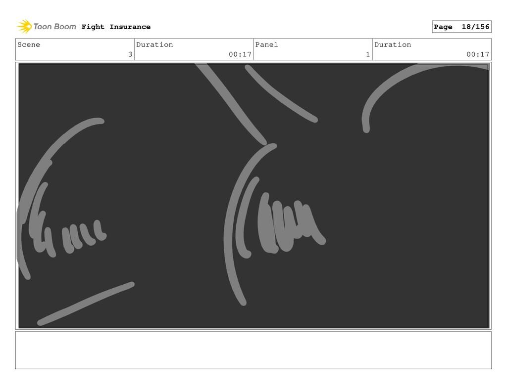 Scene 3 Duration 00:17 Panel 1 Duration 00:17 F...