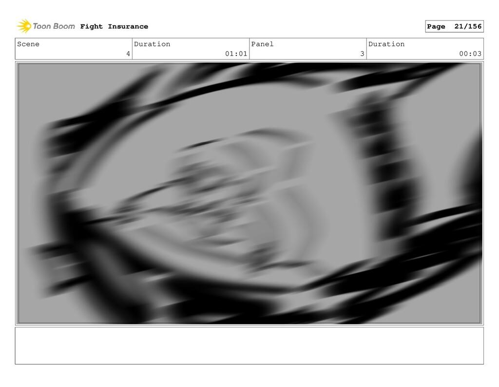 Scene 4 Duration 01:01 Panel 3 Duration 00:03 F...