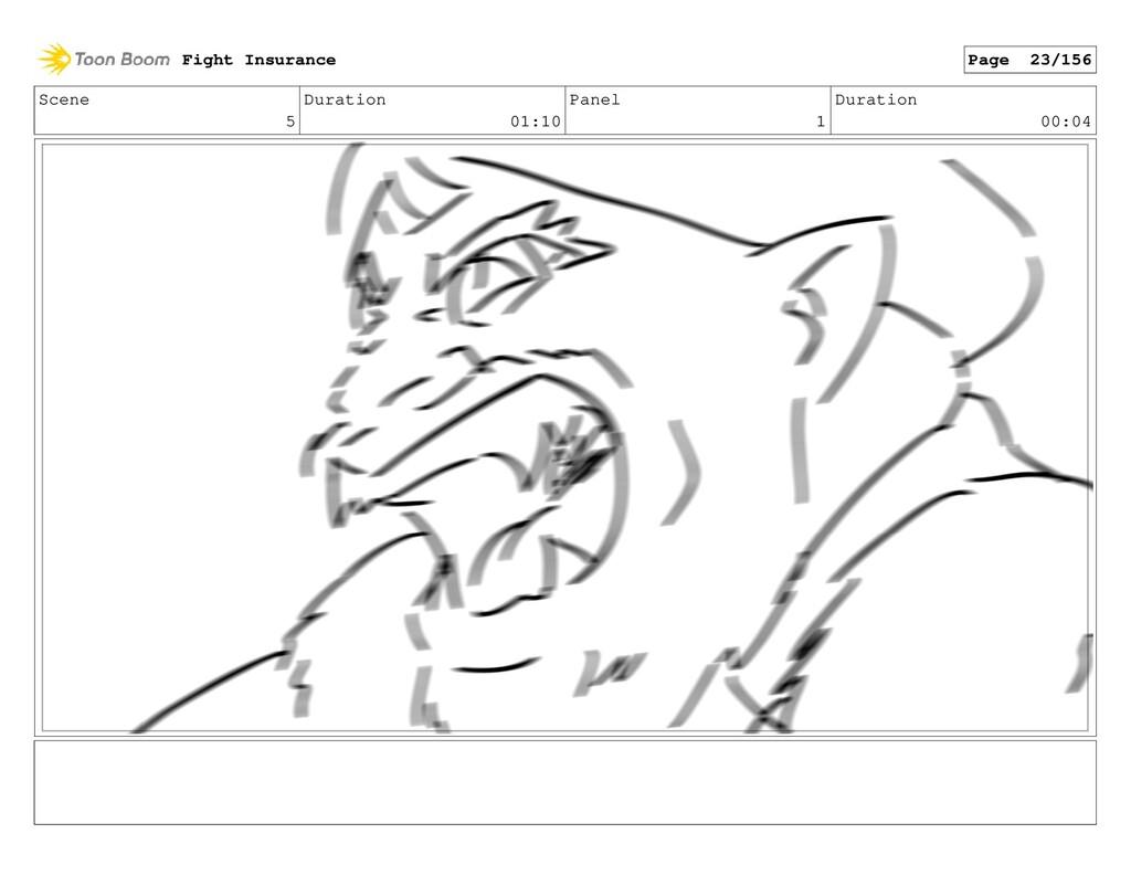 Scene 5 Duration 01:10 Panel 1 Duration 00:04 F...