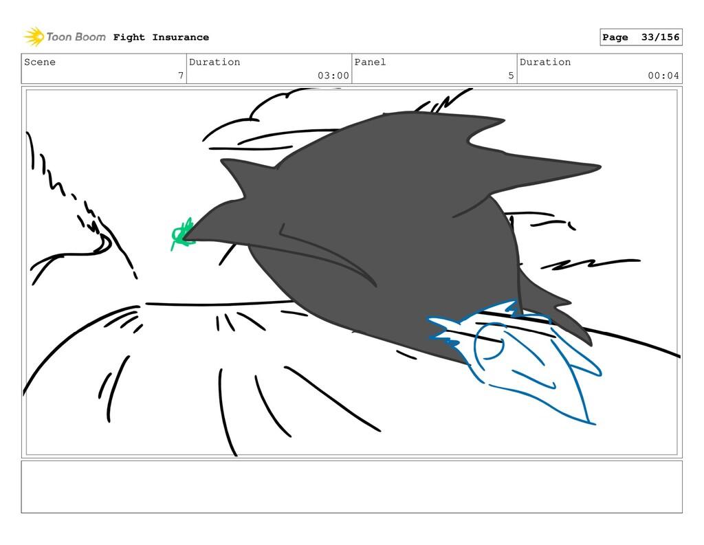 Scene 7 Duration 03:00 Panel 5 Duration 00:04 F...