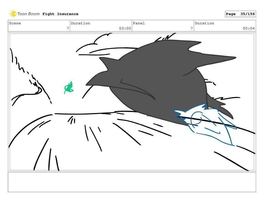 Scene 7 Duration 03:00 Panel 7 Duration 00:04 F...