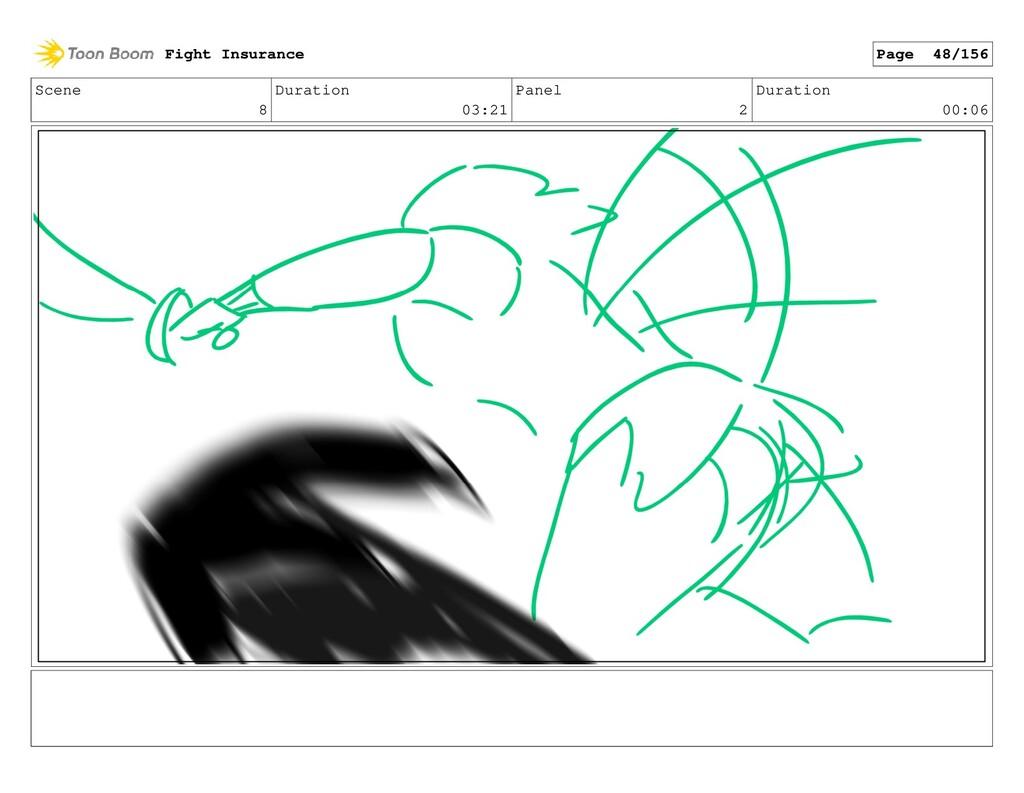 Scene 8 Duration 03:21 Panel 2 Duration 00:06 F...