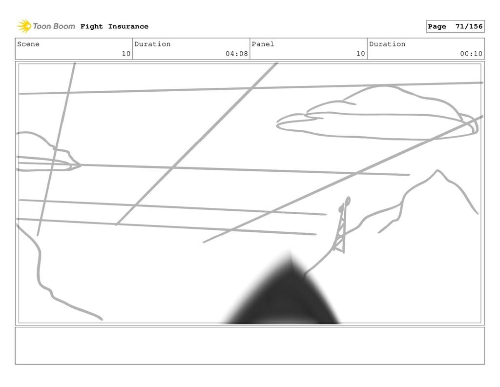 Scene 10 Duration 04:08 Panel 10 Duration 00:10...